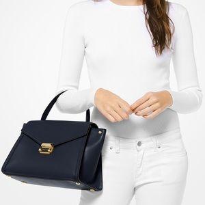 Michael Michael Kors Whitney large satchel!
